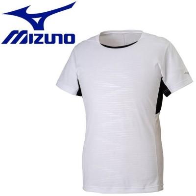 ゆうパケット配送 ミズノ MIZUNO PG ソーラーカットTシャツ メンズ 32MA901301