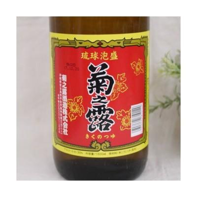 泡盛 菊之露 30度 1800ml 菊之露酒造