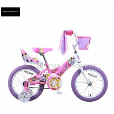 BMX Titan Flower Princess 16インチピンクBMXバイク、新品  Titan Flower Princes