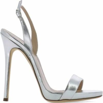 ジュゼッペ ザノッティ Giuseppe Zanotti レディース サンダル・ミュール シューズ・靴 Coline 110 Sandals Silver