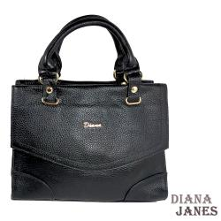 真皮包【Diana Janes 黛安娜】時尚小柏金包