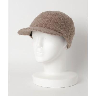 BEAVER WOMEN / tuduri/ツヅリ ひつじキャップ WOMEN 帽子 > キャップ