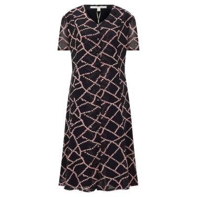 ヌガーロンドン Nougat レディース ワンピース シャツワンピース ワンピース・ドレス Cadiz Lattice Print Shirt Dress Lattice Print