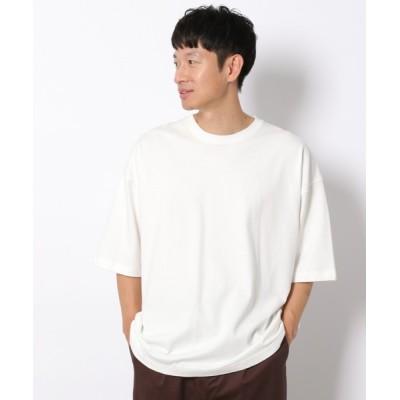 LAKOLE / 21/2天竺BIG-Tシャツ / LAKOLE MEN トップス > Tシャツ/カットソー