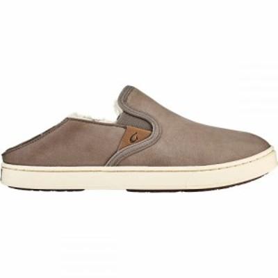 オルカイ Olukai レディース シューズ・靴 Pehuea Heu Shoe Taupe Grey/Taupe Grey