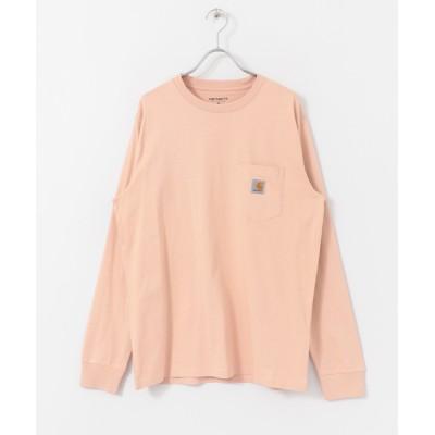 tシャツ Tシャツ carhartt LONG-SLEEVE POCKET T-SHIRTS