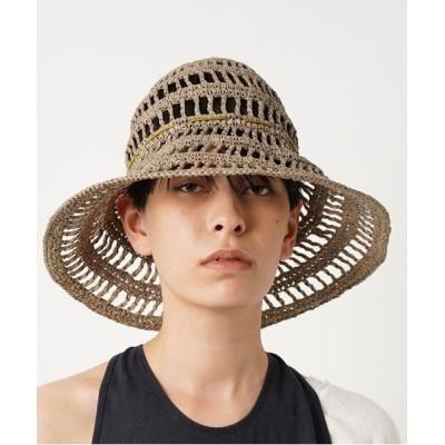 SETUP7 / 【La Maison de Lyllis】TULIP HAT  2211037 WOMEN 帽子 > ハット