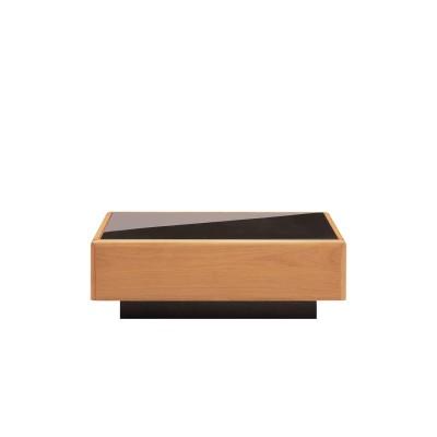 引出し付きモダンリビングテーブル(dura / デューラ)