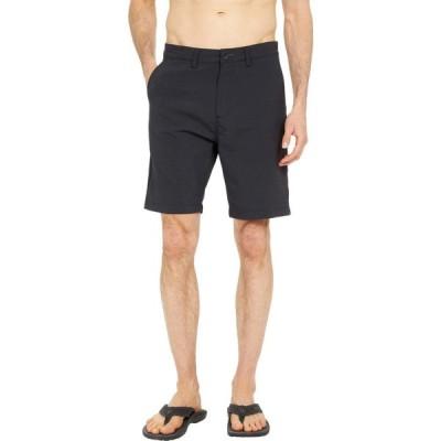 ビラボン Billabong メンズ ショートパンツ ボトムス・パンツ Surftrek Wick 20' Walkshorts Black