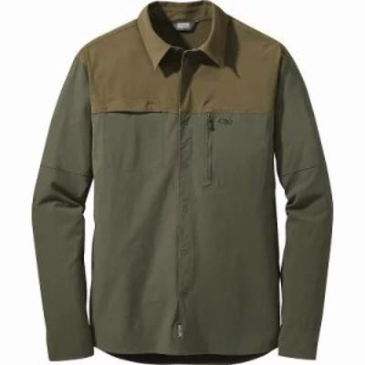 アウトドアリサーチ シャツ Ferrosi Utility LS Shirt Coyote / Fatigue