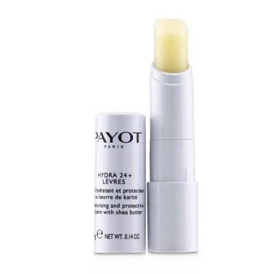 パイヨ リップケア Payot ハイドラ 24+ モイスチャライジング and プロテクティブ リップ バーム ウイズ シア バター For Damaged Lips 4g