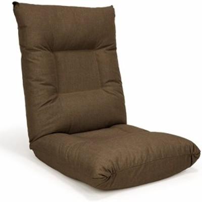 ヒロ・プランズ grace-brn フリーロック14段リクライニング座椅子 FRグレース(ブラウン) (gracebrn)