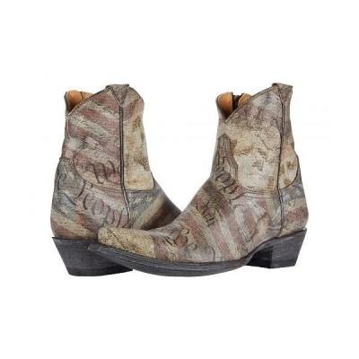 """Old Gringo オールドグリンゴ レディース 女性用 シューズ 靴 ブーツ アンクルブーツ ショート Fairview 7"""" - Taupe"""