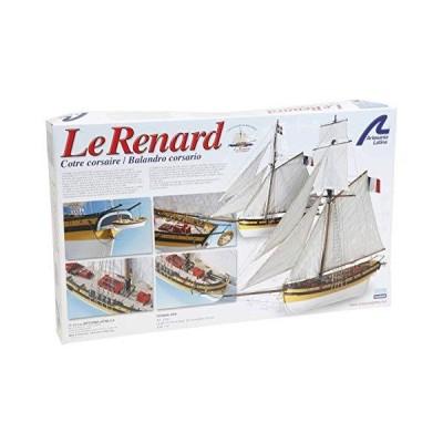 Artesan〓a Latina 22401. Wooden Ship Model Le Renard 1/50 並行輸入品
