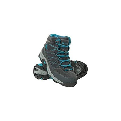 Mountain Warehouse Rapid Womens Waterproof Hiking Boots -Ladies Shoes Grey
