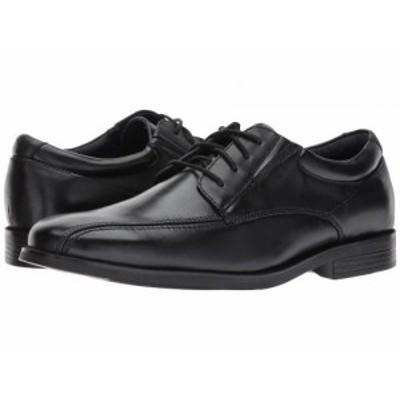 Dockers ドッカーズ メンズ 男性用 シューズ 靴 オックスフォード 紳士靴 通勤靴 Endow 2.0 Bike Toe Oxford Black Polished【送料無料】