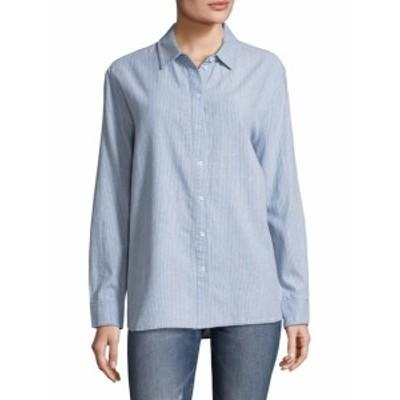 J ブランド レディース トップス シャツ Pacific Striped Shirt