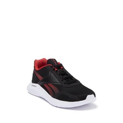 リーボック メンズ スニーカー シューズ Energylux 2.0 Running Sneaker BLACK/LEGACY RED/WHITE