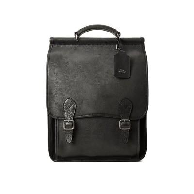 【カバンのセレクション】 スロウ トラディショナル ボーノ リュック メンズ ビジネス 本革 A4 SLOW Traditional bono 415st02f ユニセックス ブラック フリー Bag&Luggage SELECTION