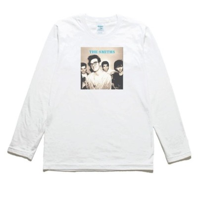 THE SMITH 音楽・ロック・シネマ 長袖Tシャツ ロングスリーブ