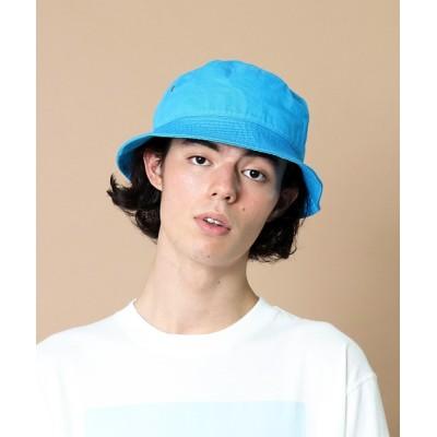 THE BAREFOOT / ∴【 NEWHATTAN / ニューハッタン 】TWILL BUCKET HAT ツイルバケットハット‥ MEN 帽子 > ハット