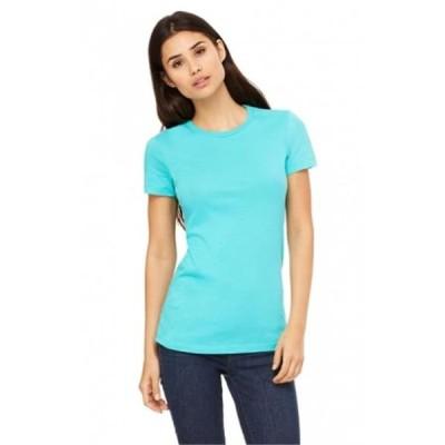 レディース 衣類 トップス Bella-Canvas B6004 Womens The Favorite Tee, Teal - Small Tシャツ