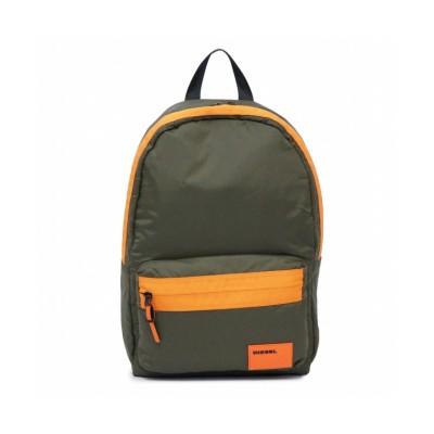 (DIESEL/ディーゼル)DIESEL X06264 PR230 バックパック/メンズ カーキ×オレンジ