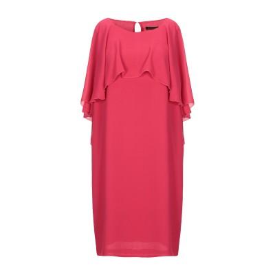 MARIELLA ROSATI ミニワンピース&ドレス フューシャ 42 ポリエステル 100% ミニワンピース&ドレス