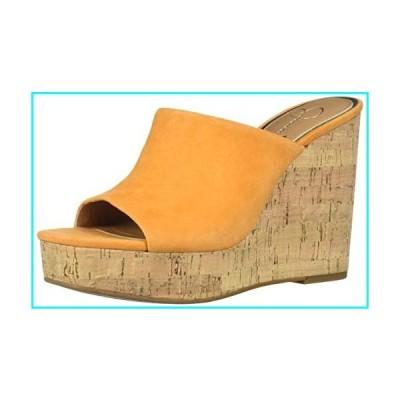 Jessica Simpson レディース シャンテル スライドサンダル US サイズ: 9.5 カラー: オレンジ