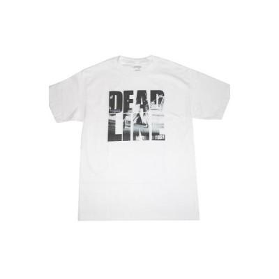 DEADLINE RODNEY KING FTP S/S Tシャツ (WHITE)