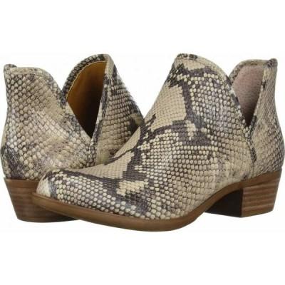 ラッキーブランド Lucky Brand レディース ブーツ シューズ・靴 Baley 2 Chinchilla