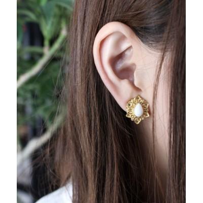イヤリング gauri earring tear drop toya