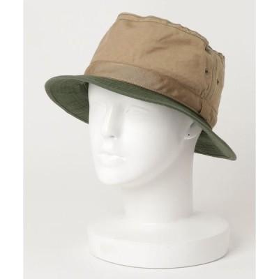 帽子 キャップ cableami × fennica / 別注 ウォッチバンド ポークパイ ハット<MEN>