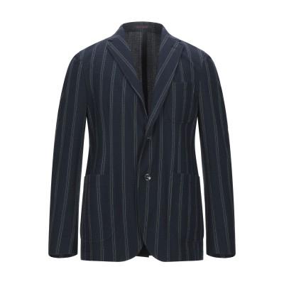 ザ ジジ THE GIGI テーラードジャケット ブルー 48 コットン 96% / ポリウレタン 4% テーラードジャケット