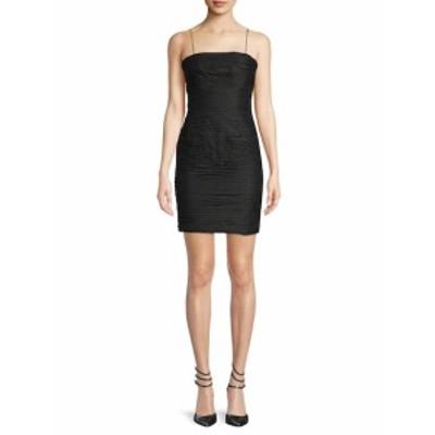 レディース ワンピース Textured Sheath Dress