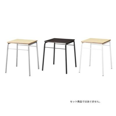 座木合板製 スツール ホワイト シルバー ブラック店舗業務用家具 cap-b