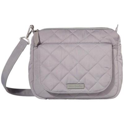 ヴェラ ブラッドリー Vera Bradley レディース ショルダーバッグ バッグ Carson Performance Twill Mini Shoulder Bag Tranquil Gray
