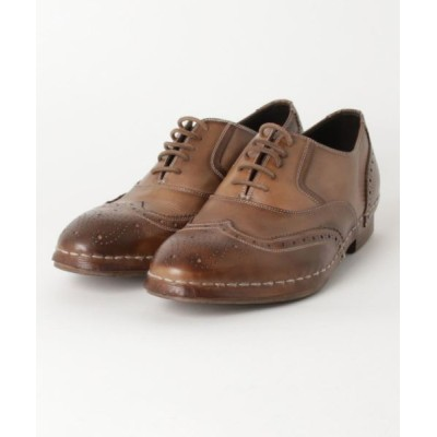 Maison MIHARA YASUHIRO / 【MAISON MIHARA YASUHIRO】ノルベージャンメダリオンシューズ/Norwegian Medarion Shoes MEN シューズ > ドレスシューズ