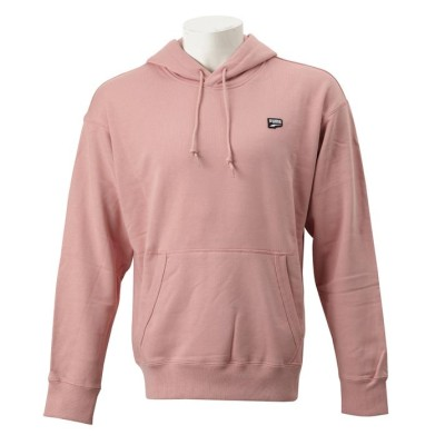 【PUMA】 プーマ M DOWNTOWN フーディ スウェットプルオーバー 596002 14BRIDAL ROSE S ピンク