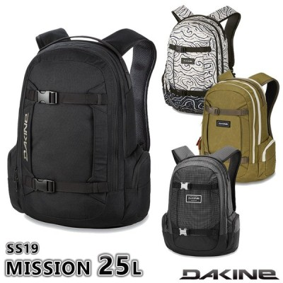 DAKINE MISSION 25L SS19 ダカイン リュック バックパック