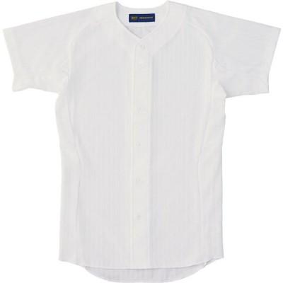 ZETT(ゼット) BU525 3100 野球 ユニフォーム メッシュ フルオープンシャツ ネオステイタス 19SS
