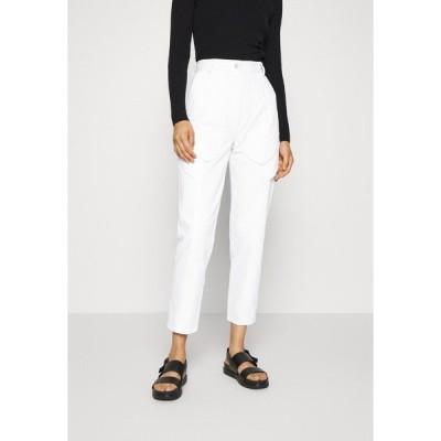 ベックアンドブリッジ デニムパンツ レディース ボトムス SABINE PANT - Slim fit jeans - ivory