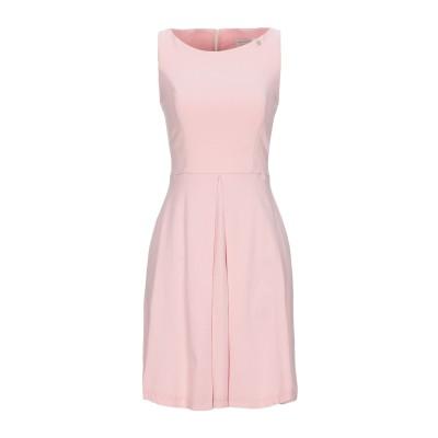 ROBERTA BIAGI ミニワンピース&ドレス ピンク I コットン 90% / ポリウレタン 10% ミニワンピース&ドレス