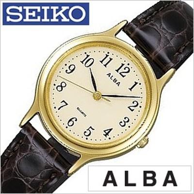 セイコーアルバ腕時計[ALBA時計](SEIKO ALBA 腕時計 アルバ 時計)レディース時計/AIHN006[