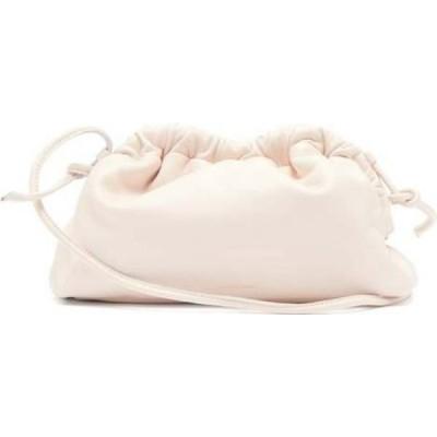 マンサーガブリエル Mansur Gavriel レディース ショルダーバッグ バッグ Cloud Mini Leather Cross-Body Bag White