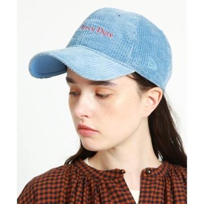 帽子 キャップ NEW ERA × BEAMS BOY / 別注 ヘビー デューティー キャップ
