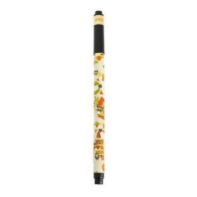 あかしや 筆ペン 新毛筆 古都 プラケース入り SAW-500P