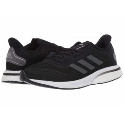 adidas Running アディダス レディース 女性用 シューズ 靴 スニーカー 運動靴 Supernova Core Black/Grey Six/Silver【送料無料】