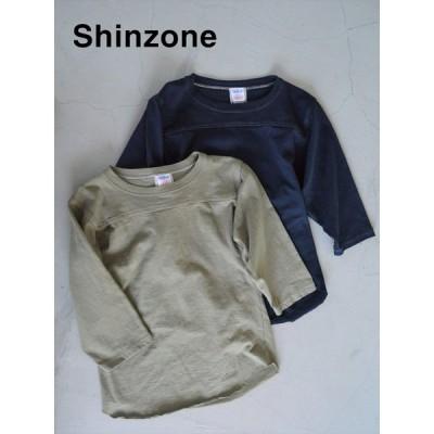 【THE SHINZONE|ザ シンゾーン】sale セール30%off フットボールステッチtee/19SMSCU02