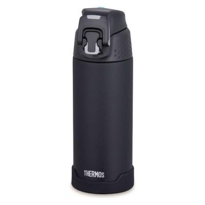サーモス(THERMOS) 水筒 真空断熱スポーツボトル 500ml 0.5L マットブラック FJH-500 MTBK 1個